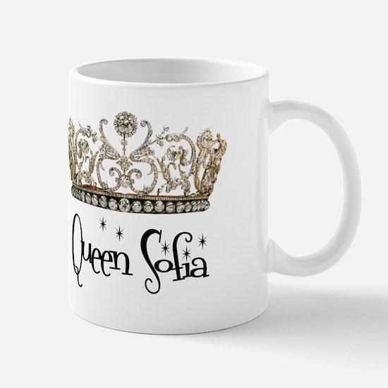 Queen Sofia Mug