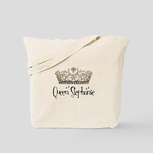 Queen Stephanie Tote Bag