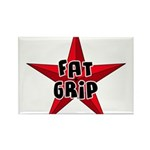 Fat Grip Rectangle Magnet (10 pack)