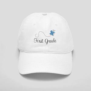 Pretty First Grade Cap