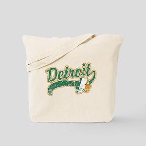 Detroit Irish Tote Bag