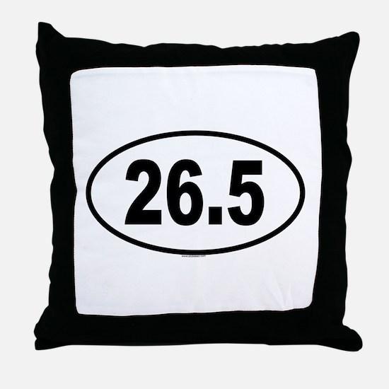 26.5 Throw Pillow