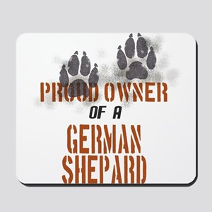 German Shepard Mousepad