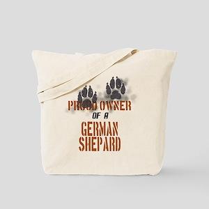 German Shepard Tote Bag
