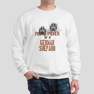 German Shepard Sweatshirt