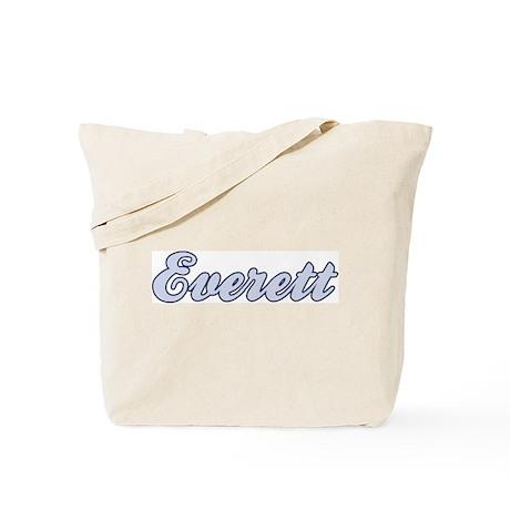 Everett (blue) Tote Bag