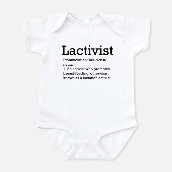 Lactivist - definition Infant Creeper