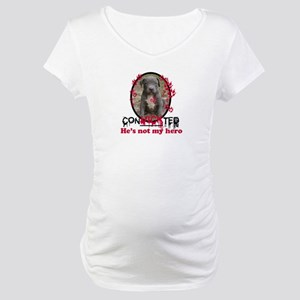 Con-Vick-ted Maternity T-Shirt