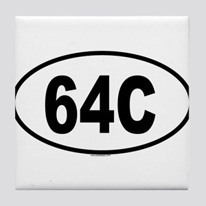 64C Tile Coaster