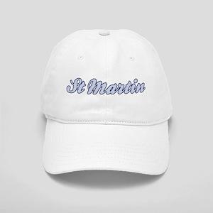 St Martin (blue) Cap