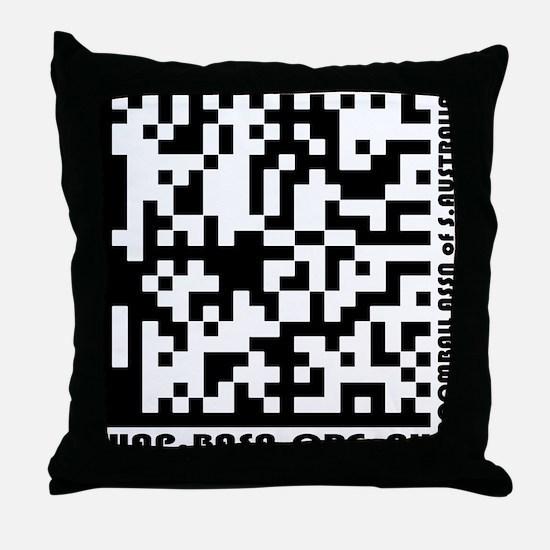 Cool Waps Throw Pillow