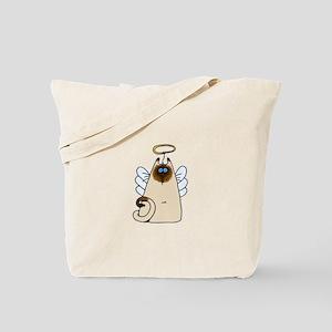 holy kitty (no txt) Tote Bag