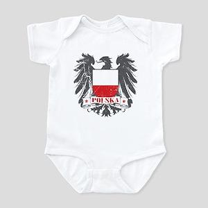 Polska Shield Infant Bodysuit