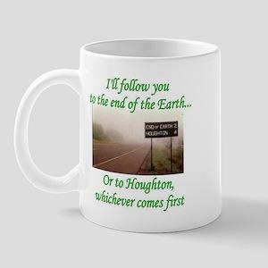 End of the Earth Mug