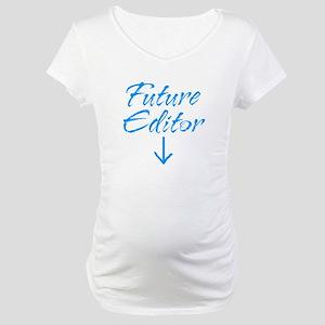Editor Maternity T-Shirt