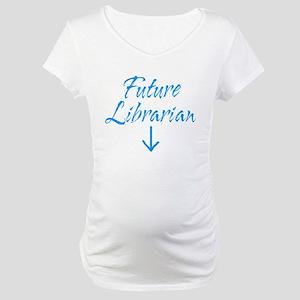 Librarian Maternity T-Shirt