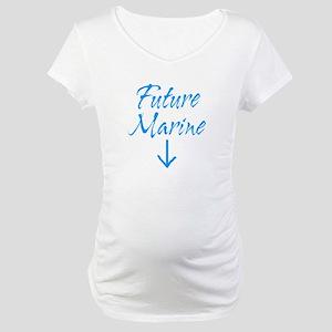 Marine Maternity T-Shirt