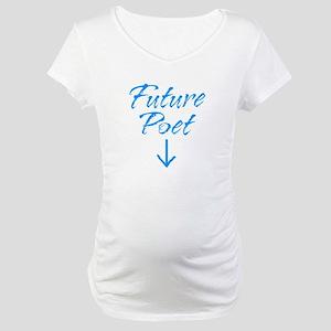 Poet Maternity T-Shirt