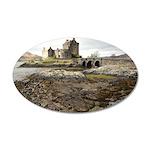 Eilean Donan Castle, Scotland Wall Sticker