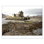 Eilean Donan Castle, Scotland Poster Design