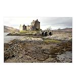 Eilean Donan Castle, Scotland Postcards (Package o