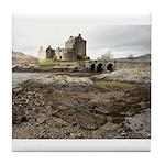 Eilean Donan Castle, Scotland Tile Coaster