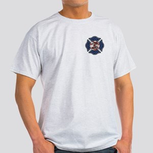 Firefighter USA Light T-Shirt