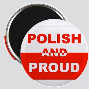 Polish And Proud Magnets