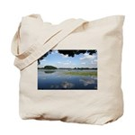 Lake of Menteith, Scotland Tote Bag