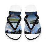 Lake of Menteith, Scotland Flip Flops