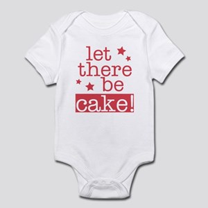 Let There Be Cake! Infant Bodysuit