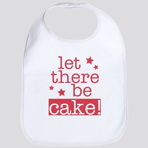 Let There Be Cake! Bib