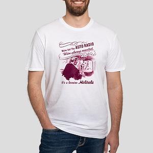 Motorola Fitted T-Shirt