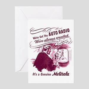 Motorola Greeting Card
