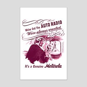 Motorola Mini Poster Print