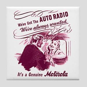 Motorola Tile Coaster