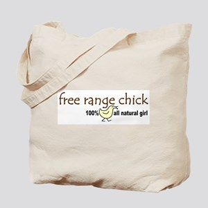 Free Range Chick (2008) Tote Bag