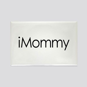 iMommy Rectangle Magnet