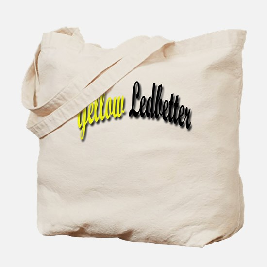 yellow ledbetter Tote Bag