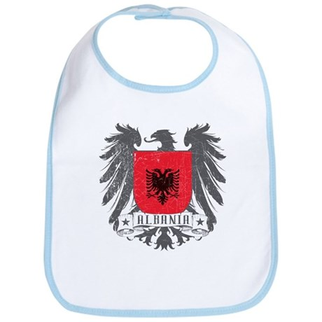 Albania Shield Bib