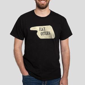 Flay Otters Dark T-Shirt