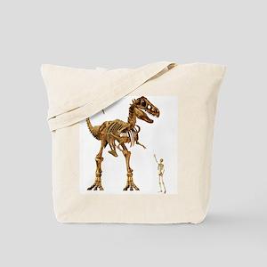 T-Rex & Me Tote Bag