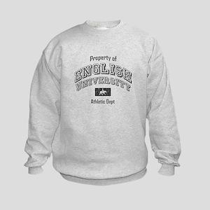 English University Kids Sweatshirt