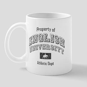 English University Mug