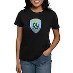 Petersburg Police Women's Dark T-Shirt