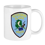 Petersburg Police Mug
