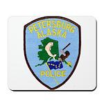Petersburg Police Mousepad