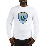 Petersburg Police Long Sleeve T-Shirt