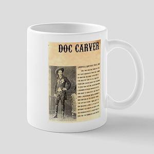 Doc Carver Mug