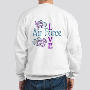 AF Love Anna and Austin Sweatshirt
